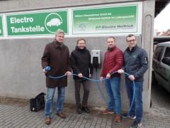 Strom tanken in Viernheim