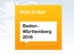 Wahl-O-Mat für Landtagswahl 2016 freigeschaltet