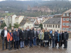 Europäische Klimapolitik in Heidelberg