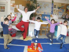 Yoga in der Grundschule
