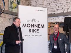 Das Fahrrad wird 200 – Monnem feiert das Bike