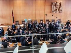 """Entscheidung im NPD-Verbotsverfahren """"noch nicht absehbar"""""""