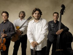 Star des Gypsy-Swing in Hemsbach