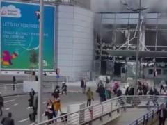 Explosionen am Flughafen Brüssel – weitere Explosionen in der Stadt