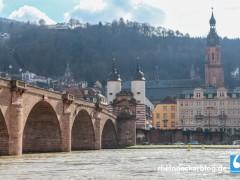 Baustellenübersicht in Heidelberg