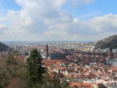 Heidelberger Altstadt ist zu laut
