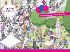 Radparade beim RadKultur-Tag