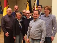 Vorstand des Städtepartnerschaftsvereins Mannheim wieder gewählt