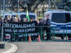"""Orbán zu Besuch bei Kohl: Demonstrationen verlaufen """"absolut unauffällig"""""""