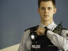 Die Bodycam für die Polizei kommt