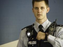 Bodycam für Polizisten soll im zweiten Quartal starten