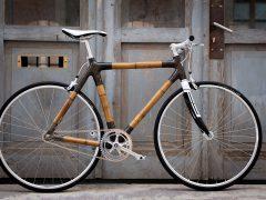 Bambus auf Rädern: Das Zukunfts-Bike?