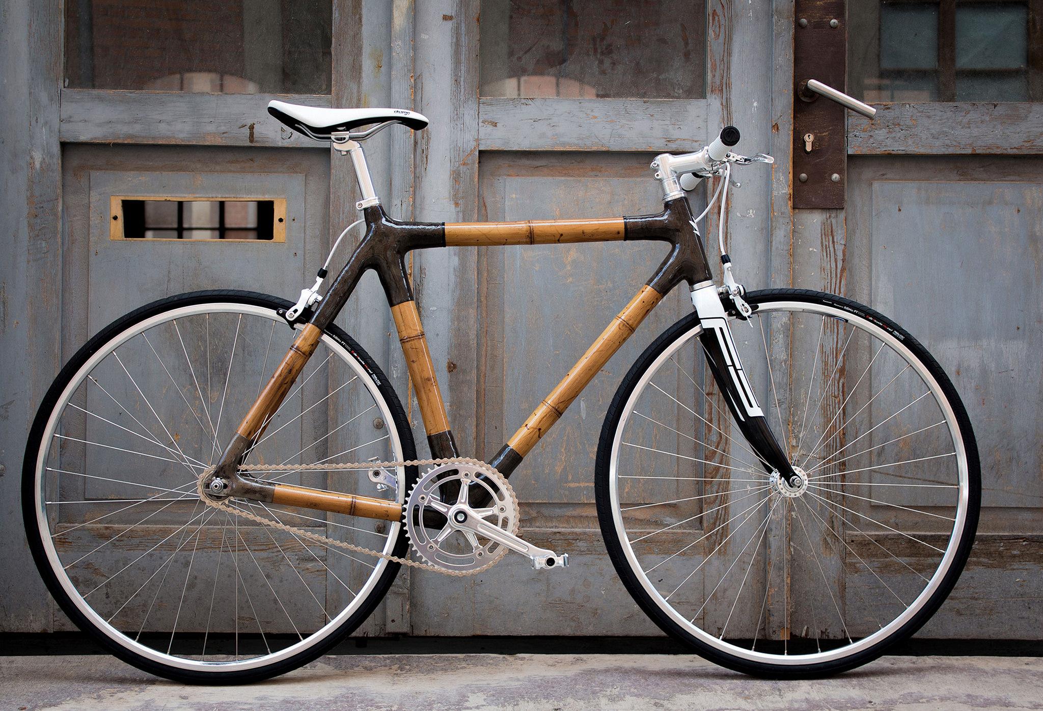 bambus auf r dern das zukunfts bike rheinneckarblog. Black Bedroom Furniture Sets. Home Design Ideas