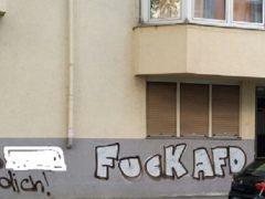 Eine kriminelle Vereinigung namens Antifa