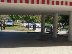 Polizist schießt Mann nach Messerattacke nieder