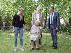 """""""Wer sich im Alter ausreichend bewegt, steigert seine Lebensqualität enorm"""""""