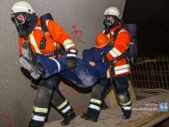 Rauch bringt zwei Bewohnerinnen ins Krankenhaus