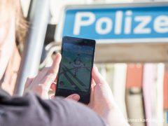 Polizeiwache im Visier der Monsterjäger
