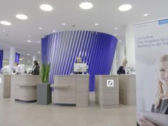 Deutsche Bank schließt drei Filialen in Mannheim