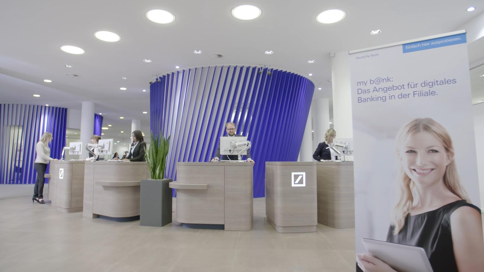 Deutsche Bank schließt drei Filialen in Mannheim ...