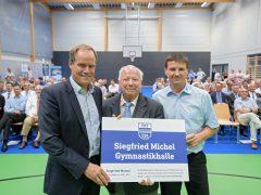 """""""Ganz besondere Sporthalle"""""""