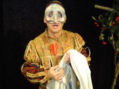 """""""Romeo und Julia"""" als Ein-Mann-Show"""