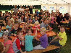 Süße Überraschung im Zeltlager Reichartshausen