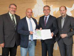 """""""Ein wichtiger Tag für Hemsbach und die Bergstraße"""""""