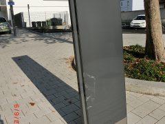 Sachbeschädigung und Vandalismus