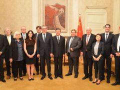 Mannheim präsentiert sich in China