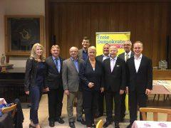 FDP Kurpfalz nominiert Bundestagskandidaten
