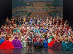 Über 140 Teilnehmer beim 3. Hoheitentreffen Rhein-Neckar in Schwetzingen
