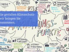 Berufe für den Klimaschutz vernetzt