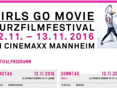 12. Kurzfilmfestival Girls Go Movie beginnt