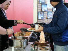 2. Interkulturelles Frühstück auf Franklin