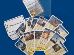 Kartenspiel soll Lust auf eine Entdeckungstour machen