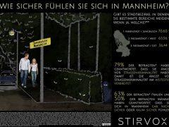 Massive Ängste und Zweifel an der Sicherheitslage in Mannheim