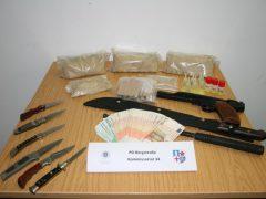 Drogenhändler in Rimbach ausgehoben