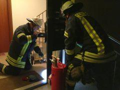 """Keine """"Stille Nacht"""" für die Freiwillige Feuerwehr Weinheim"""