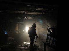 Toter bei Wohnungsbrand