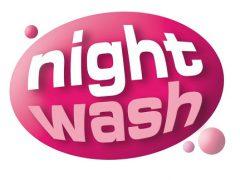 Nachts im Waschsalon
