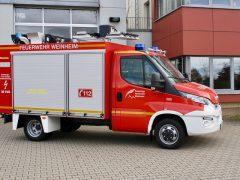 Weinheimer Feuerwehr rüstet auf