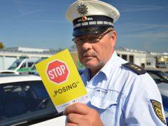 Verkehr ist und bleibt gefährlicher als Kriminalität