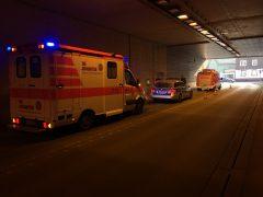 Feuerwehreinsatz nach Verkehrsunfall