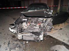 Crash-Poser zu einem Jahr auf Bewährung verurteilt