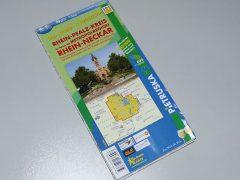 Aktualisierte Auflage der Radwanderkarte veröffentlicht