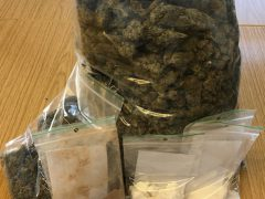 Rauschgiftfahnder stellen kiloweise Drogen sicher