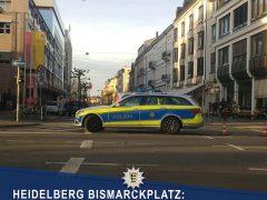 Heidelberger Sicherheitskonzept verstärkt