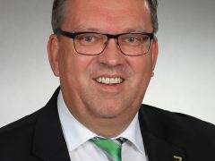 Landrat Clemens Körner bleibt im Amt