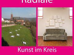 """Ausschreibung zu """"Radiale – Kunst am grünen Hang"""" gestartet"""